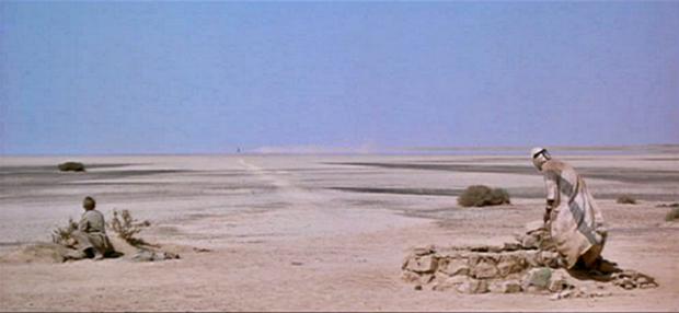 Режиссёр Кристофер Маккуорри («Подозрительные лица»). Кадр из фильма «Лоуренс Аравийский» Дэвида Лина . Изображение № 9.