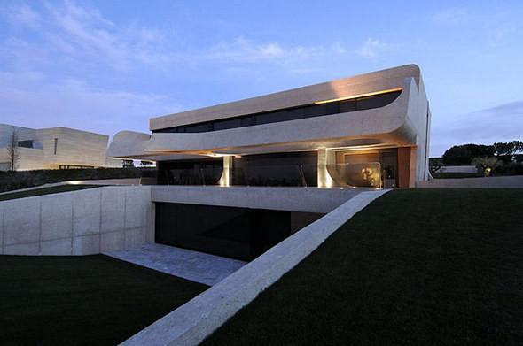 Изображение 9. Дом в Мадриде от студии A-cero.. Изображение № 9.