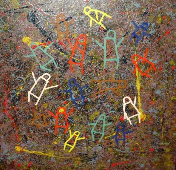 Выставка Сергея Башкирова -  галерея Melior.. Изображение № 5.
