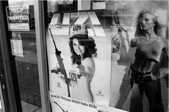 Америка - нация оружия. Фотографии Зеда Нельсона. Изображение № 15.