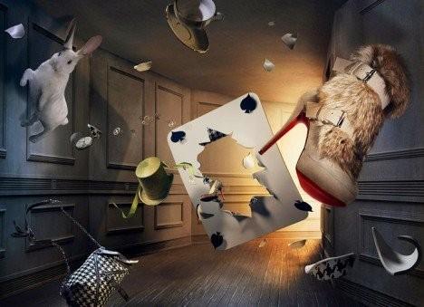 Сказки от Christian Louboutin. Изображение № 3.