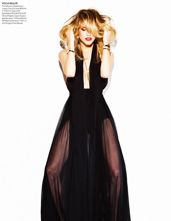 Съёмка: Эшли Смит для Elle. Изображение № 11.