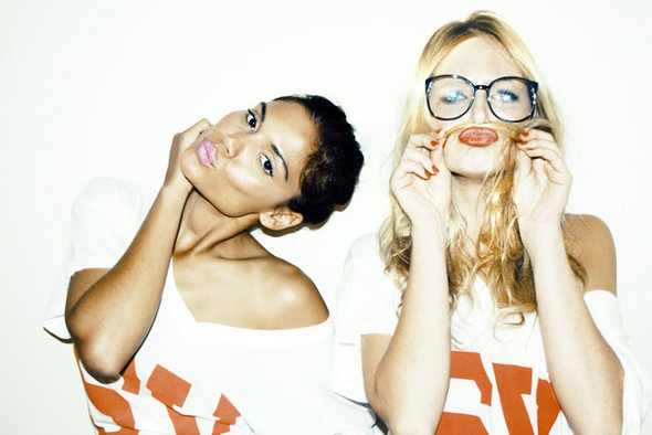Изображение 1. Лукбук: Wildfox Couture 2011.. Изображение № 1.