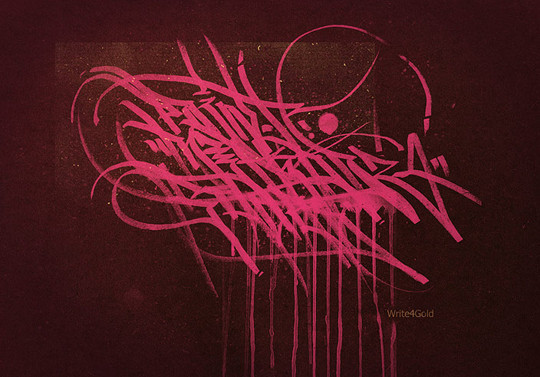 Интервью с граффити райтерами: Morik1. Изображение № 20.