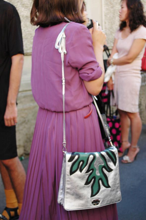 Milan Fashion Week! Детали!. Изображение № 2.