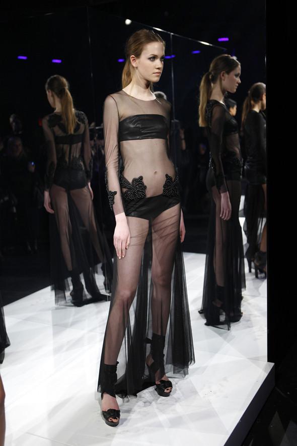 Изображение 14. Кира Пластинина показала новую коллекцию на неделе моды в Нью-Йорке.. Изображение № 14.