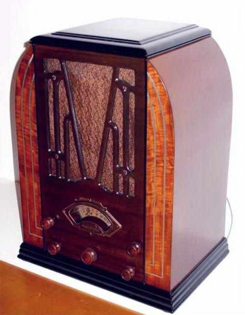 Радиоприемники в стиле ретро. Изображение № 36.