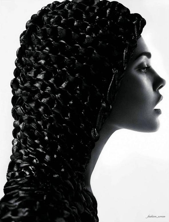 Съёмка: Наталья Водянова для Vogue. Изображение № 5.