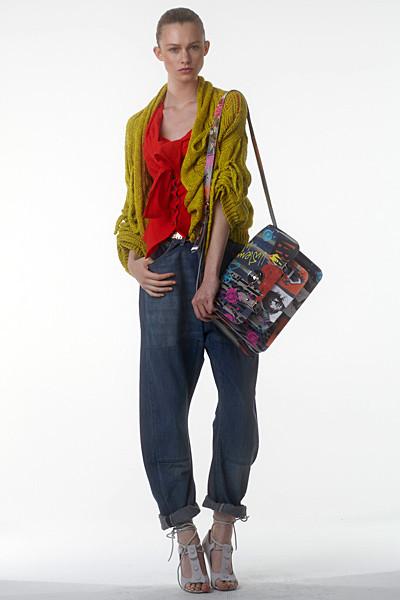 Лукбук: Vivienne Westwood Anglomania SS 2012. Изображение № 30.