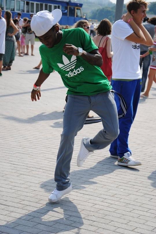 Партизаны Adidas Originals на Пикнике Афиши. Изображение № 20.