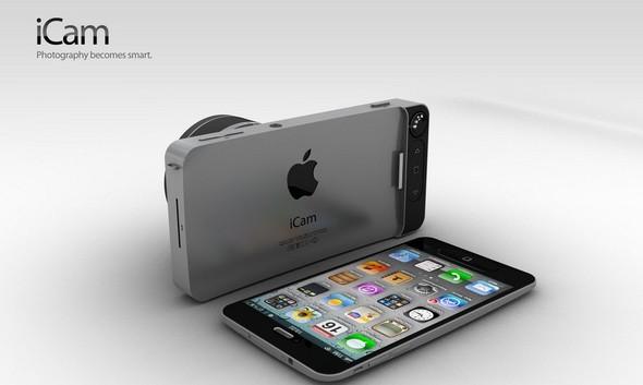 ICam - сделай фотоаппарат из своего iPhone или iPod. Изображение № 4.