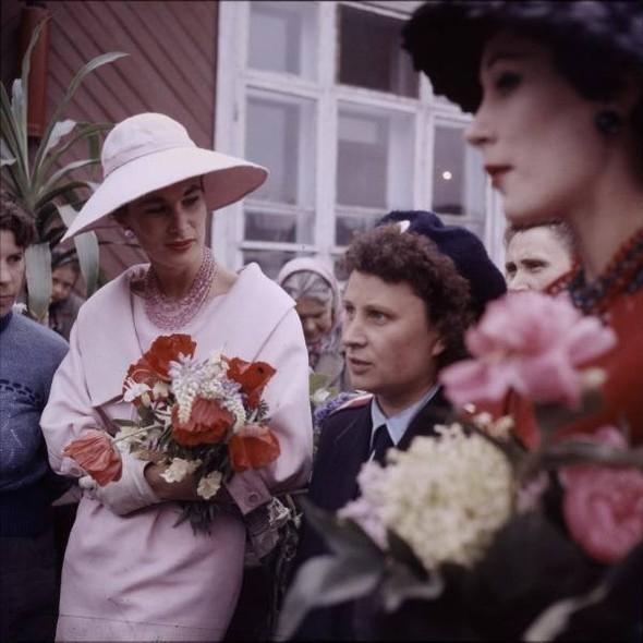 1959 г. Christian Dior в СССР. Изображение № 15.