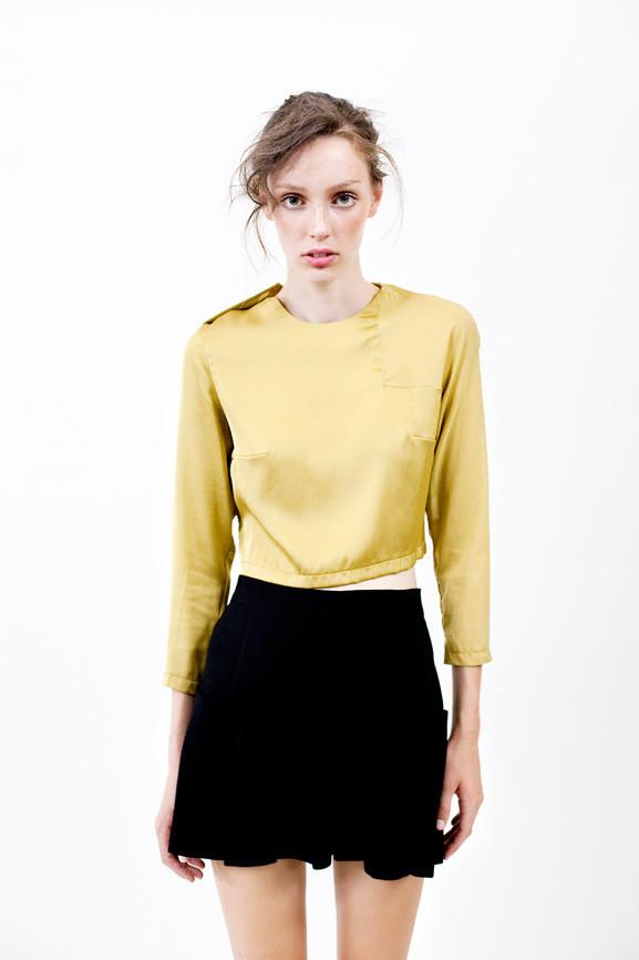 Лукбук: Dress Up SS 2012. Изображение № 20.