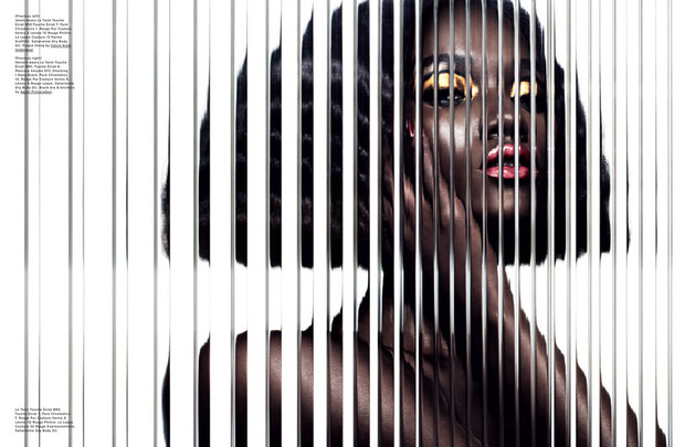 Новые съемки Dazed & Confused, Vogue, Pop и Madame Figaro. Изображение № 10.