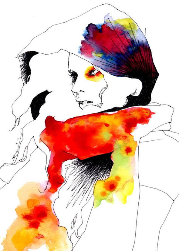 Изображение 9. Aki Miyajima.. Изображение № 9.