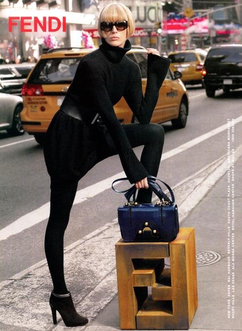Fashion Advertisements, Выпуск 11 лучшие фотографии изрекламных кампаний модных брендов 2008. Изображение № 28.