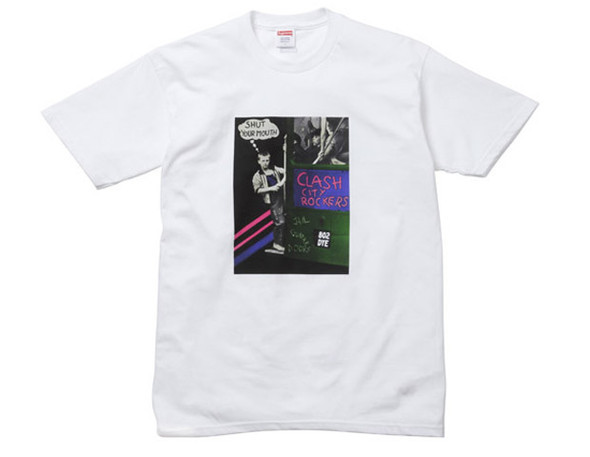 The Clash x Supreme 2010 SpringSummer Collection. Изображение № 2.