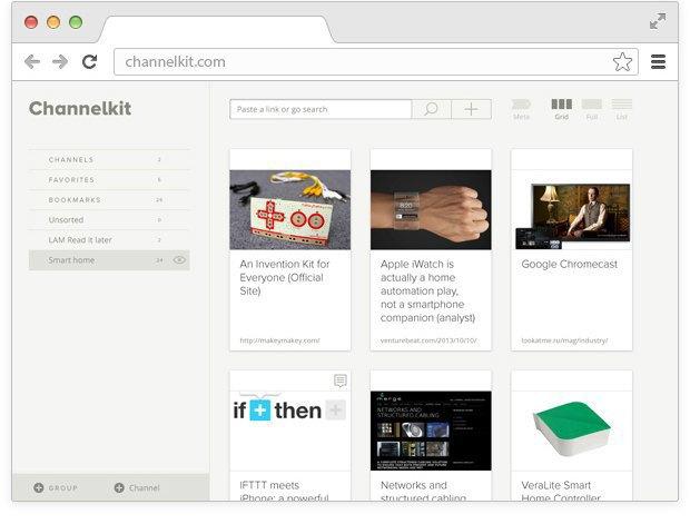 Основательницы Channelkit о том, как ничего не потерять в интернете . Изображение № 5.