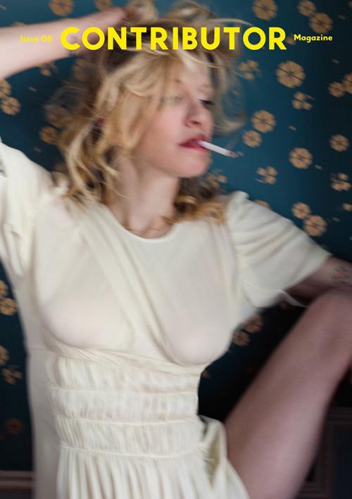 Показаны новые обложки Acne Paper, Contributor, Interview и Vogue. Изображение № 6.