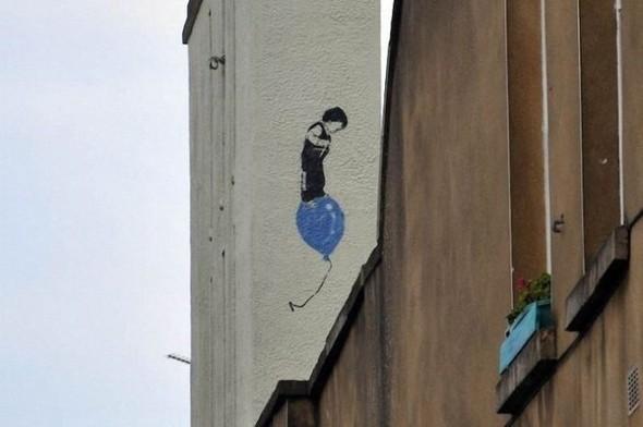 Изображение 37. Бристоль. Художественное граффити.. Изображение № 39.