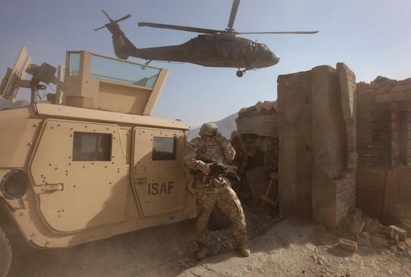 Афганистан. Военная фотография. Изображение № 310.