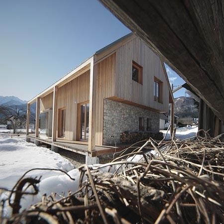 Альпийский домик. Изображение № 7.