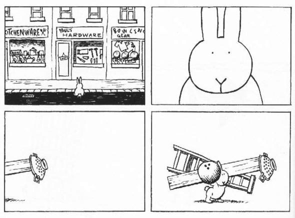 Кролики-самоубийцы(Bunny Suicides). Изображение № 24.