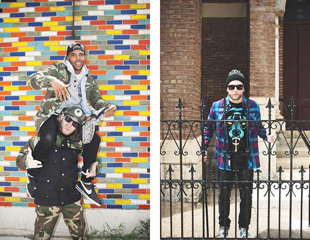 Все свои: Десять марок уличной одежды. Изображение № 194.