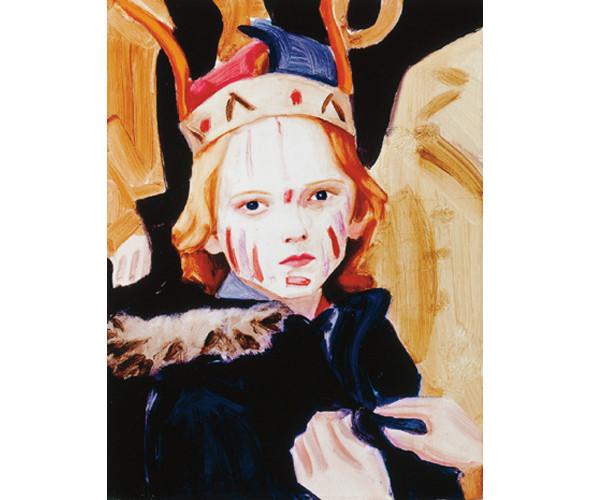 Изображение 26. Черты лица: 10 портретистов.. Изображение № 29.