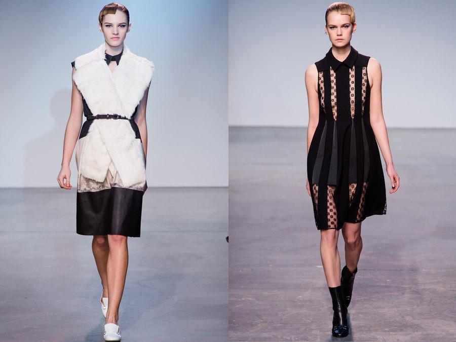 Неделя моды в Нью-Йорке: Первые показы. Изображение № 23.