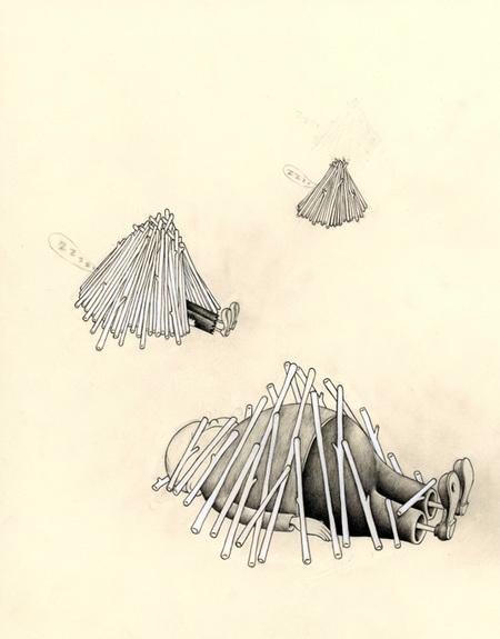 Искусство Джеффа Ладусера. Изображение № 31.