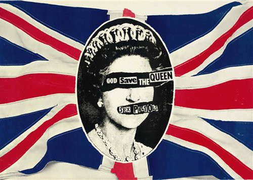 God save the queen. Изображение № 6.