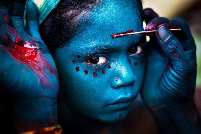 Divine Makeover / Фотограф: Mahesh Balasubramanian. Изображение № 3.