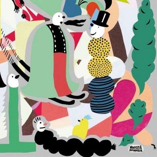 Изображение 5. Иллюстраторы: Hvass&Hannibal.. Изображение № 5.