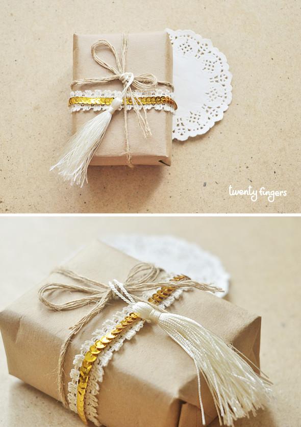 Упаковываем подарки!. Изображение № 14.
