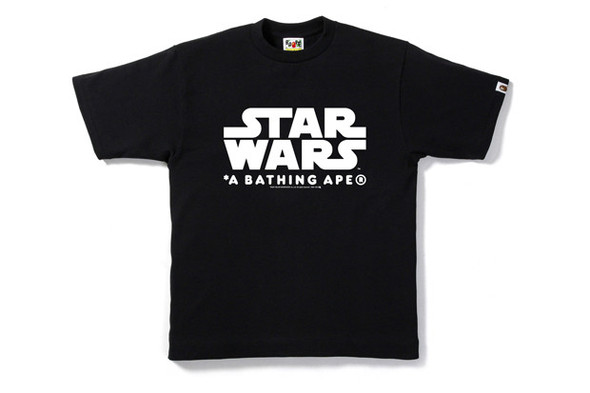A BATHING APE X STAR WARS 2012. Изображение № 1.