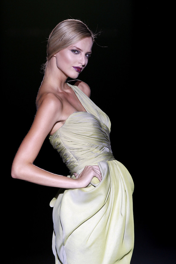 Madrid Fashion Week SS 2012: Hannibal Laguna. Изображение № 13.