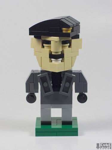 Изображение 10. Lego-герои CubeDude .. Изображение № 10.