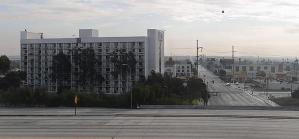 Мертвый город. Лос-Анджелес. Изображение № 1.