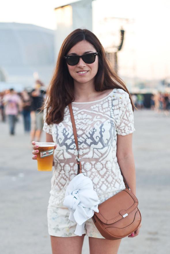 Primavera Sound: 15 девушек в очках и другие люди на фестивале. Изображение № 29.