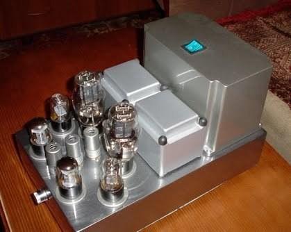 Изображение 1. Аудиотехника и звук: провода, транзисторы, лампы.. Изображение № 11.