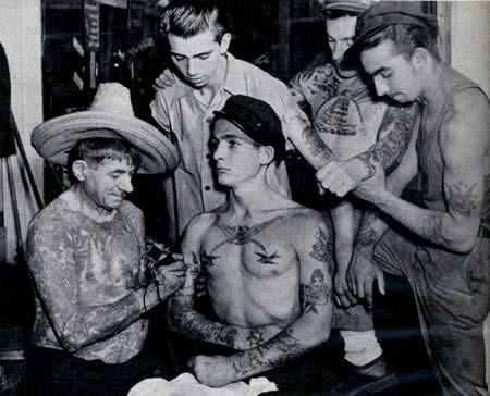 Татуировка XXвека. Изображение № 20.