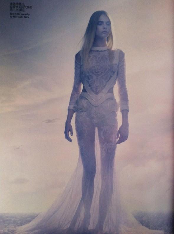 Съёмка: Кара Делевинь в объективе Сольве Сундсбо. Изображение № 3.