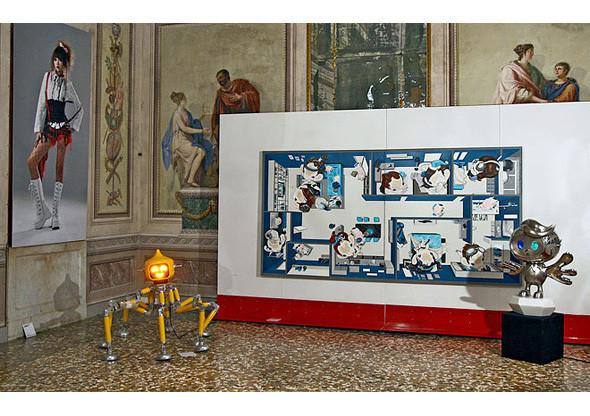 Изображение 124. Венецианская Биеннале: Занимательная география.. Изображение № 128.
