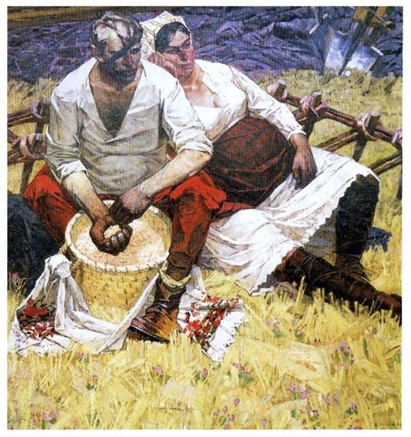 Скончался российский художник Андрей Курнаков. Изображение № 18.