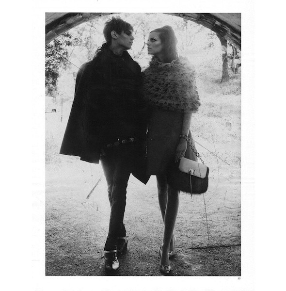 5 новых съемок: Interview, Russh, Vogue и Volt. Изображение № 2.