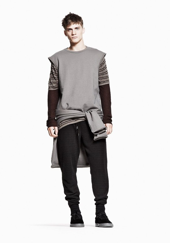 Лукбук: T by Alexander Wang FW 2011 Menswear. Изображение № 9.