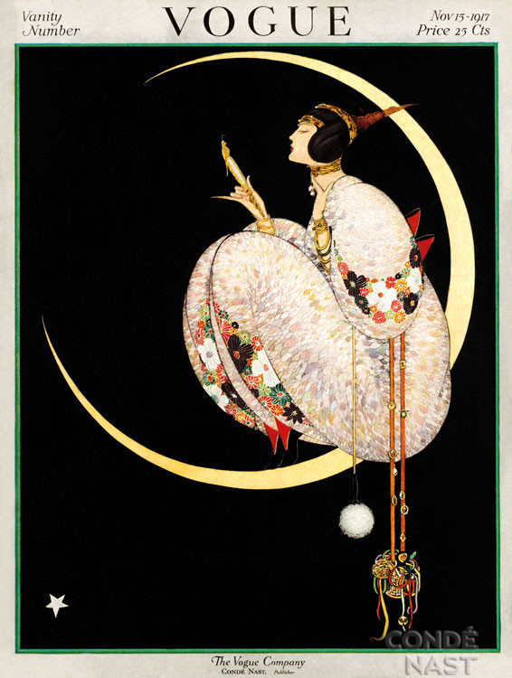 Калейдоскоп обложек Vogue. Изображение № 9.