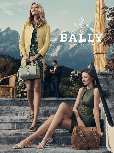 Кампания: Bally SS 2012. Изображение № 7.