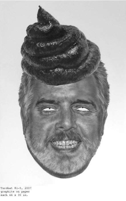 Человек-какашка. Изображение №1.
